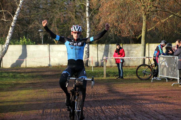 Cyclo cross UFOLEP d'Armentières ( 1ère, 2ème et 3ème catégorie )