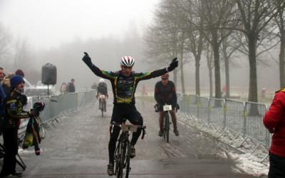 Championnat du Nord cyclo cross UFOLEP à Fourmies ( Vétérans A B et C )