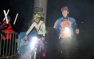 2ème Run and Bike by Night d'Anzin ( Format XS : 12 Km )