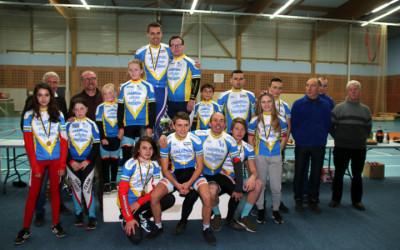 Championnat du Nord cyclo cross UFOLEP à Fourmies ( Séniors A, B et Juniors )