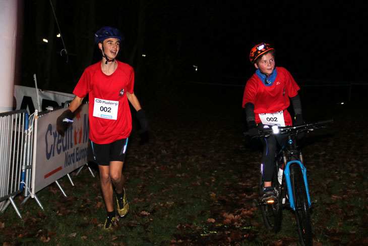 2ème Run and Bike by Night d'Anzin ( Format jeunes : 4 Km )