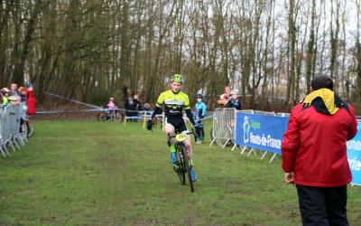Championnat régional Flandres Artois Cyclo cross UFOLEP à Henin Beaumont ( Minimes – Cadets et Féminines )