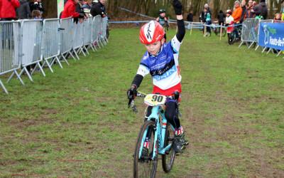 Championnat régional Flandres Artois Cyclo cross UFOLEP à Henin Beaumont ( Ecoles de cyclisme )
