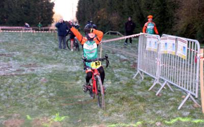 Cyclo cross UFOLEP d'Hornaing ( Ecoles de cyclisme )