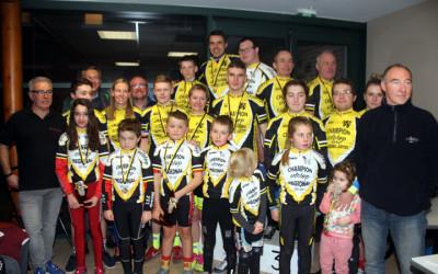 Présentation du Championnat régional Flandres Artois Picardie cyclo cross UFOLEP à Hénin Beaumont