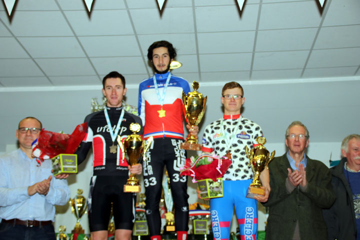 Championnat National Cyclo cross UFOLEP de Salouel ( 20 /29 ans masculins )