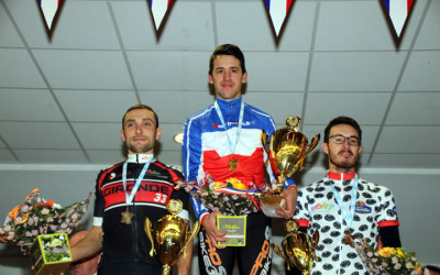 Championnat National Cyclo cross UFOLEP de Salouel ( 30/39 ans masculins )