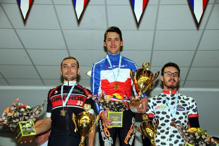 Championnat National Cyclo cross UFOLEP de Salouel ( 30/39 ans masculins )