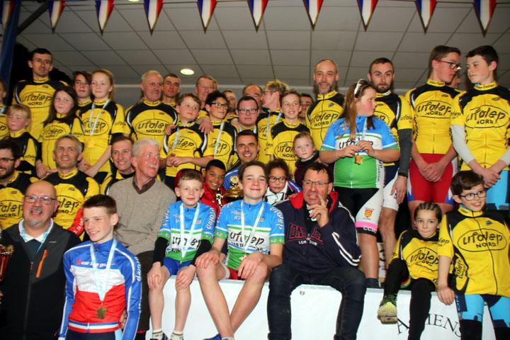 Championnat National Cyclo cross UFOLEP de Salouel