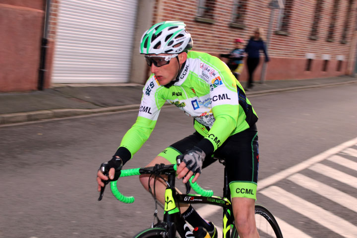 Présentation du 1er Grand Prix cycliste UFOLEP de Rombly