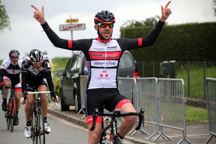 6ème Grand Prix cycliste UFOLEP de Rumigny ( 80 ) ( 3ème et 4ème catégorie )