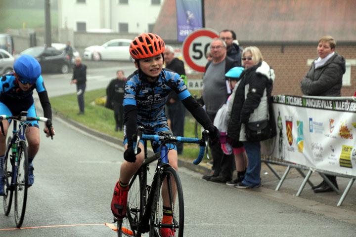 1ère édition du Grand Prix cycliste UFOLEP de Rombly ( Ecoles de cyclisme )