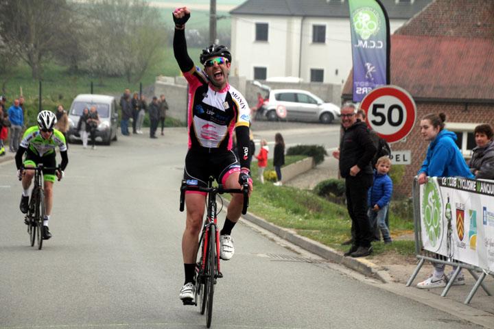 1ère édition du Grand Prix cycliste UFOLEP de Rombly ( 2èmes, 4èmes cat, Minimes et Féminines )