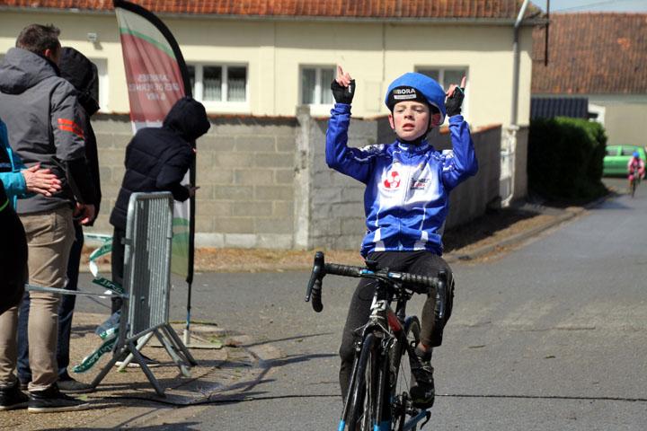 Championnat départemental du Pas de Calais UFOLEP à Reclinghem ( Ecoles de cyclisme )