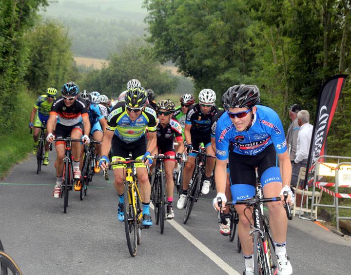 Présentation du 1er Grand Prix cycliste UFOLEP de Boué Etreux ( 02 )