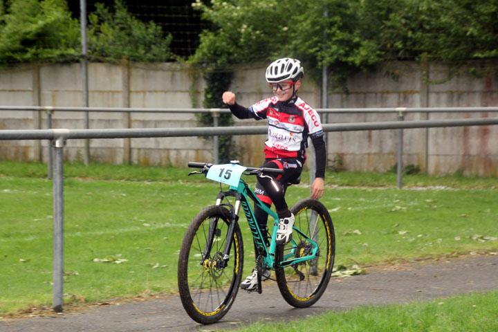 Championnat régional VTT UFOLEP d'Armentières ( Ecoles de cyclisme )