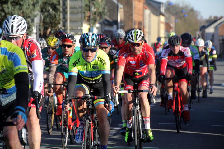 Présentation du 1er Prix cycliste UFOLEP de Saulzoir