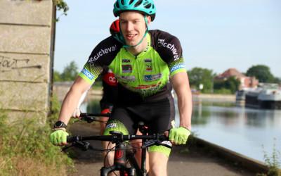 Rencontre avec Sébastien Loncke ( Etoile Cycliste Héninoise )