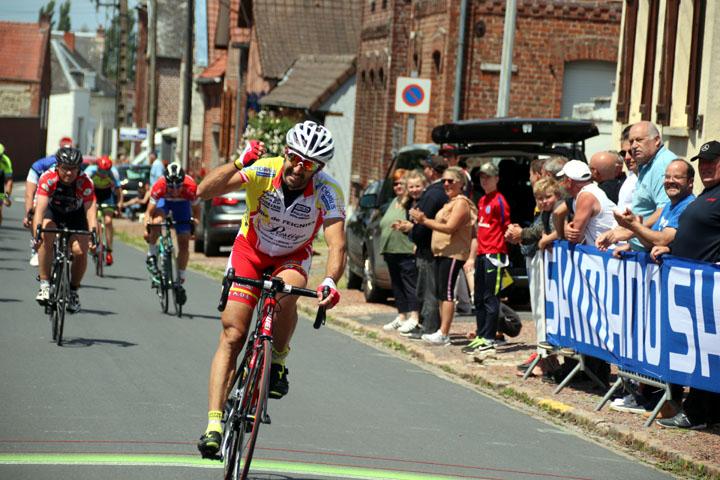 1er Grand Prix cycliste UFOLEP de Saulzoir ( 2ème, 4ème cat et Féminines )