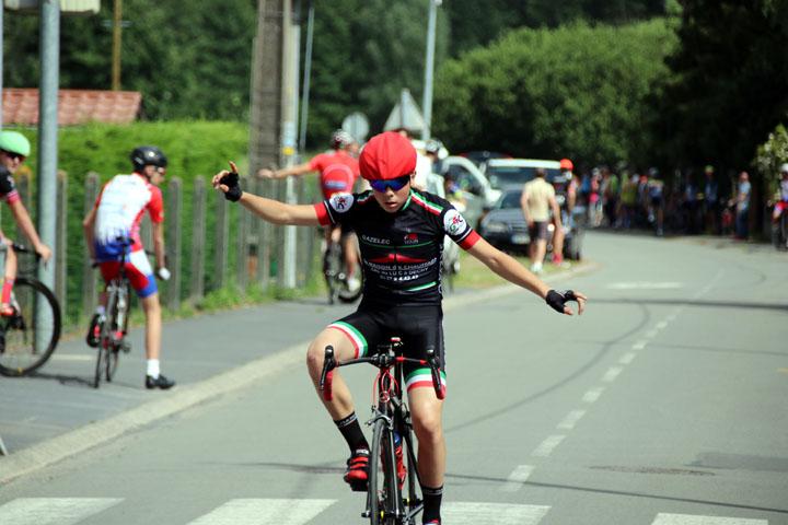 Grand Prix cycliste UFOLEP du Hameau du Rouillon ( Ecoles de cyclisme )