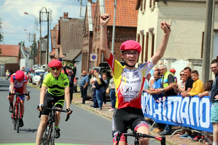 1er Grand Prix cycliste UFOLEP de Saulzoir ( Ecoles de cyclisme )