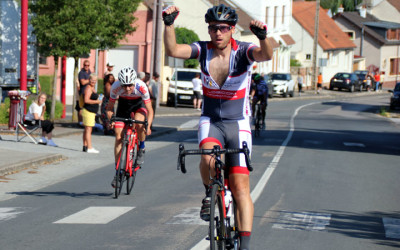 36ème Prix cycliste des artisans et des commerçants à Hangest sur Somme ( 1ère, 2ème cat UFOLEP )