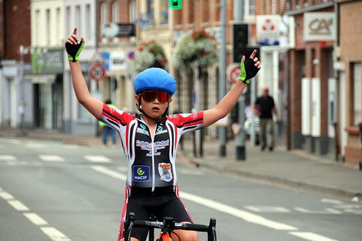 Grand Prix cycliste UFOLEP de St André ( Ecoles de cyclisme )