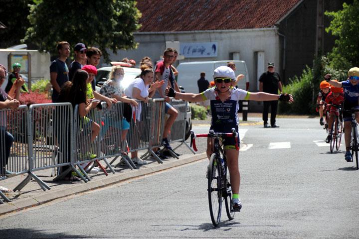 Grand Prix cycliste UFOLEP Hergnies centre ( Ecoles de cyclisme )