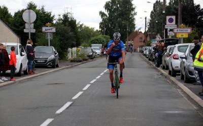 1er Grand Prix cycliste UFOLEP de Boué ( 3ème, 4ème cat, cad, fem et min )
