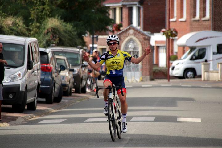 Grand Prix cycliste UFOLEP de Lieu St Amand ( 3ème, 4ème cat et Féminines )