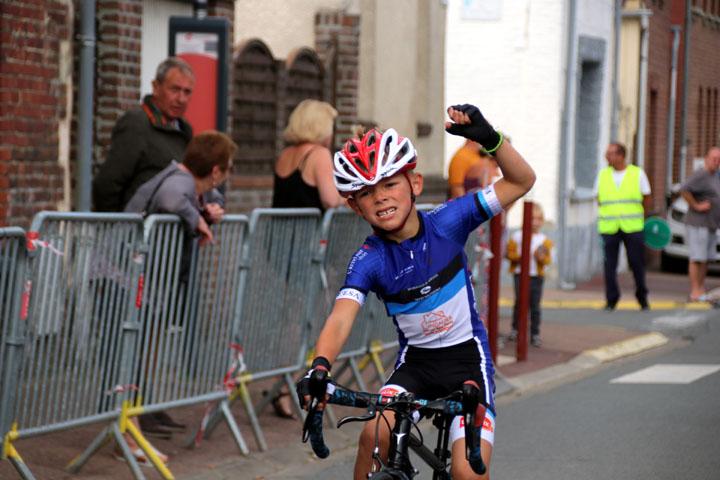 Grand Prix cycliste UFOLEP de Lieu St Amand ( Ecoles de cyclisme )