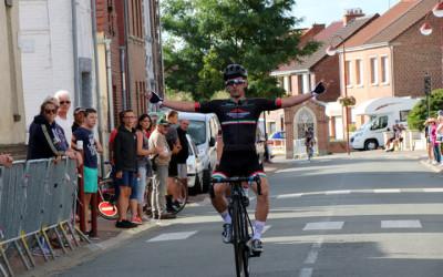Grand Prix cycliste UFOLEP de Lieu St Amand ( 1ère, 2ème cat et Cadets )