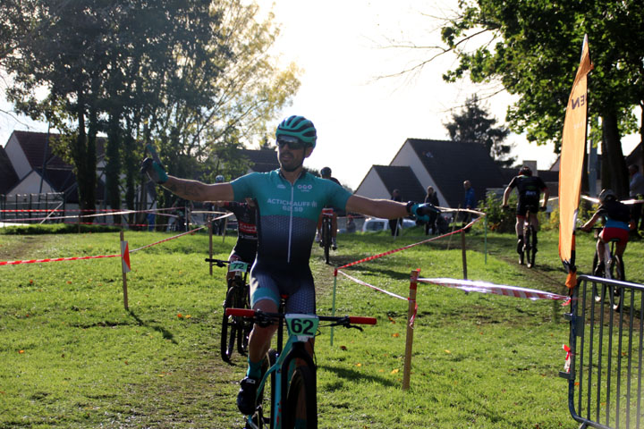 Cyclo cross VTT UFOLEP d'Anzin