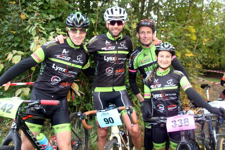 Présentation du 7ème Cyclo cross VTT UFOLEP d'Anzin