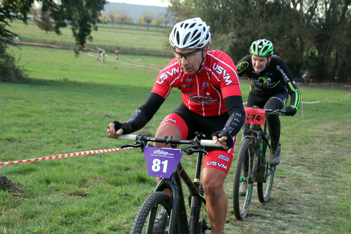 Présentation du Cyclo cross VTT UFOLEP de Marly