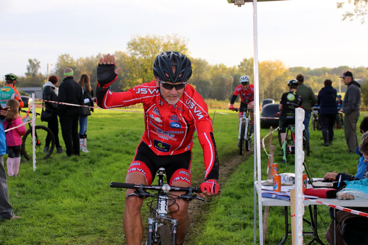 Cyclo cross VTT UFOLEP de Marly