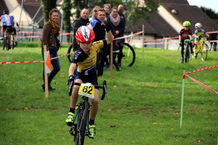 Cyclo cross VTT UFOLEP d'Anzin ( Ecoles de cyclisme )
