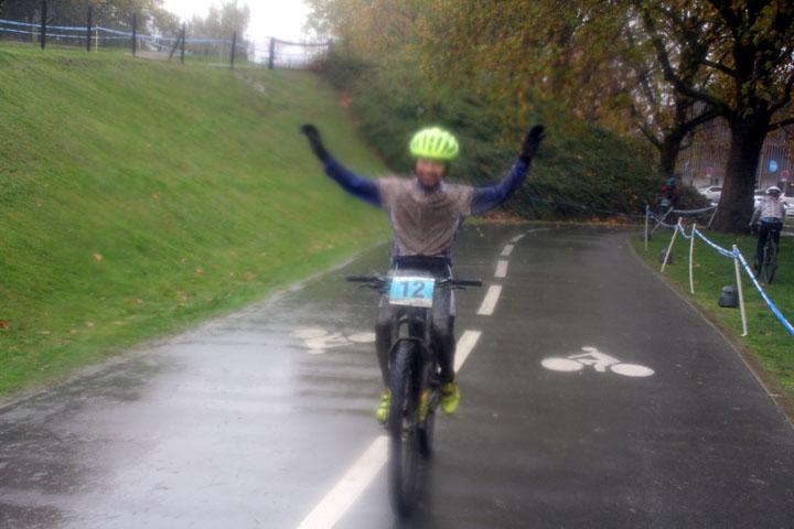 Cyclo cross VTT UFOLEP de BTWIN Village ( Ecoles de cyclisme )