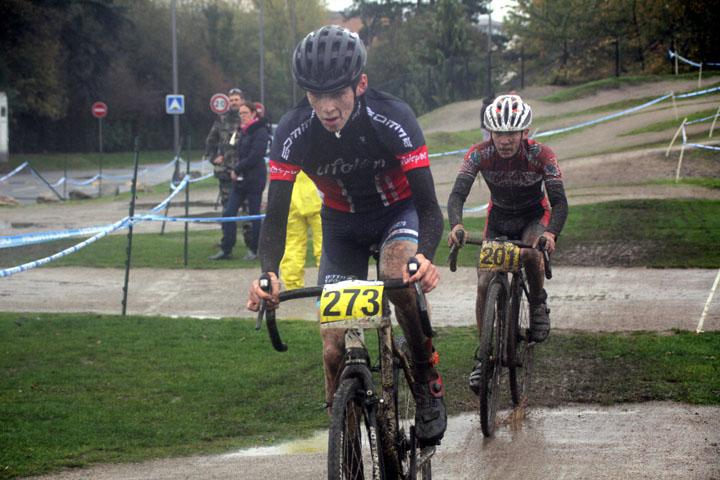 Cyclo cross VTT UFOLEP de BTWIN Village ( Minimes – Cadets )