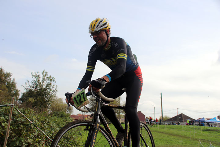 Présentation du Cyclo cross VTT UFOLEP d'Agny