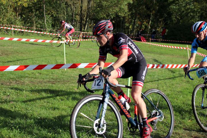 Présentation du 1er Cyclo cross VTT UFOLEP de Camphin en Carembault