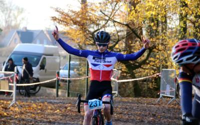Cyclo cross VTT UFOLEP de Bouvignies ( 1ère, 2ème et 3ème cat )