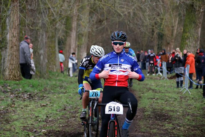Cyclo cross VTT UFOLEP de Rouvroy ( 1ère, 2ème et 3ème cat )