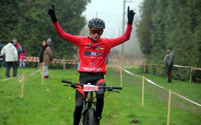 Cyclo cross VTT UFOLEP d'Hornaing ( Minimes )