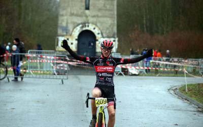 Championnat régional Cyclo cross UFOLEP de Leval ( Minimes, Cadets et Féminines )