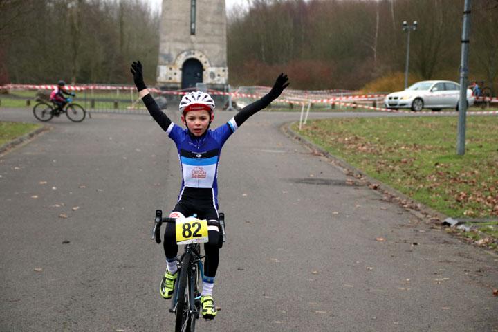 Championnat régional Cyclo cross UFOLEP de Leval ( Ecoles de cyclisme )