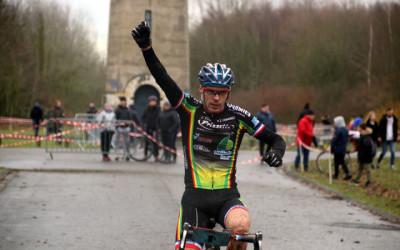 Championnat régional Cyclo cross UFOLEP de Leval ( Vétérans A, B et C )