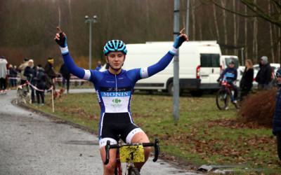 Championnat régional Cyclo cross UFOLEP de Leval ( Juniors, Séniors A et B )