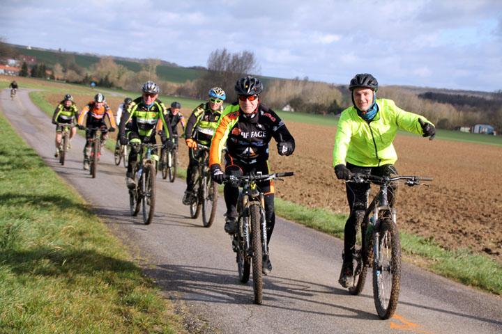 Présentation de la 16ème Ronde du Gy  à Agnez les Duisans