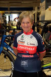Claudine Tribou ( membre )